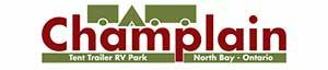 Champlain Tent Trailer RV Park Logo